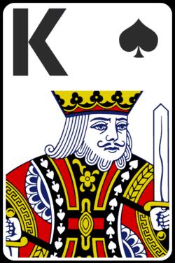 の キング スペード